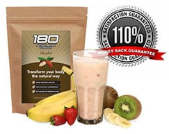 180 nutrition protein powder