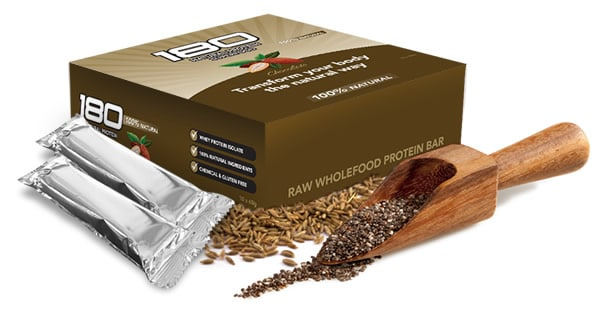 180 Nutrition High Protein Bar