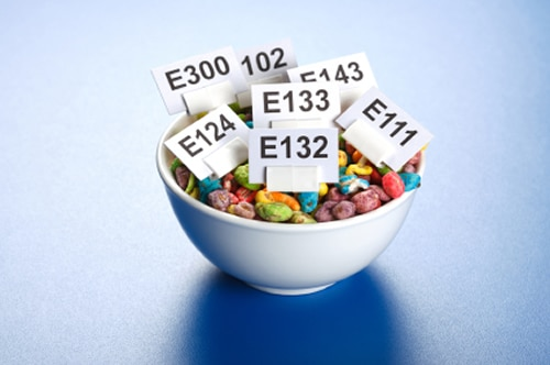 180 Nutrition Food Additive List