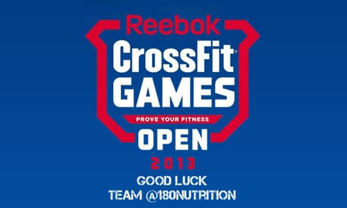Reebok CrossFit Open 2013